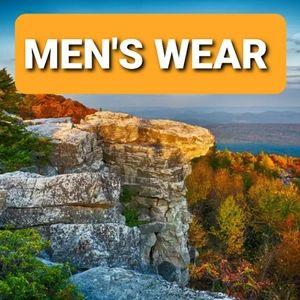 🤘 MEN'S CLOTHING